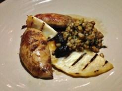 Partridge, Celeriac & Blood Sausage