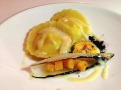 Ravioli - Langoustine, Squash, Onion