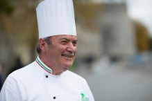 Rinuccini's Owner Head Chef Antonio Cavaliere