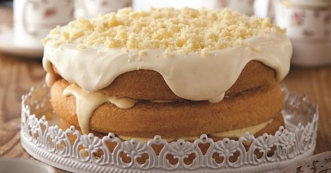lemon cream cake Catherine Fulvio