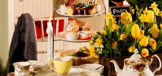 The Limerick Strand Hotel Afternoon Tea