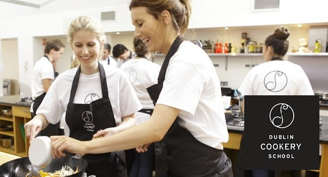 Dublin Cookery School are Giving 40% Off Summer Cookery Classes