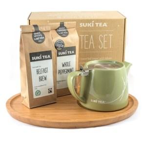 Suki Tea Classic Loose Leaf Tea Gift Set