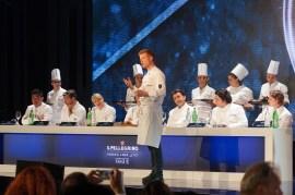 Mark Moriarty S.Pellegrino Young Chef 2015