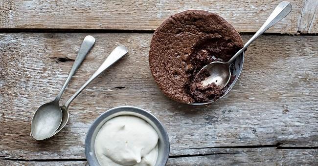 Flourless Chocolate Torte Recipe by Chef Gearóid Lynch