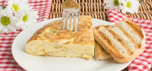 Tortilla de patatas tapa recipe by Tasty Mediterraneo