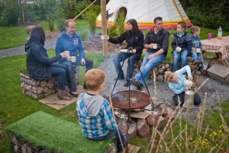 The Ultimate Guide to Glamping in Ireland Teepee