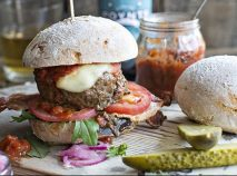 The Ultimate Gluten Free Burger Recipe by Chef Gearóid Lynch