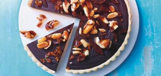 Chilii Chocolate Tart