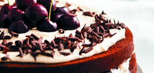 Denise's Delicious Black Forest gateau