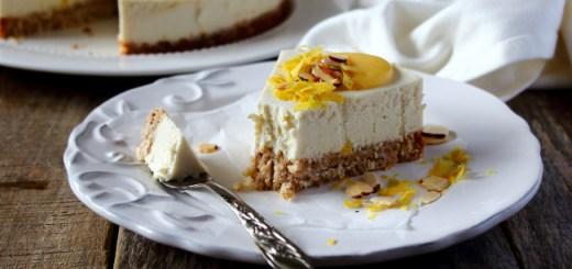 lemon cheesecake feature image