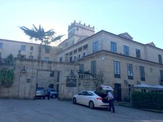 Parador of Pontevedra