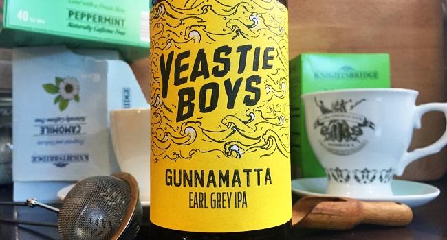 Yeastie Boys – Gunnamatta: Earl Grey IPA - Craft Beer Review
