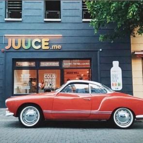 Juuce Kilkenny by Dave McClelland