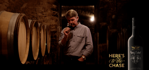 An evening with the Chief winemaker of Wolf Blass