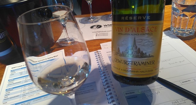 The Pleasure of Learning: WSET Level 2 at Dublin Bar Academy Course Review