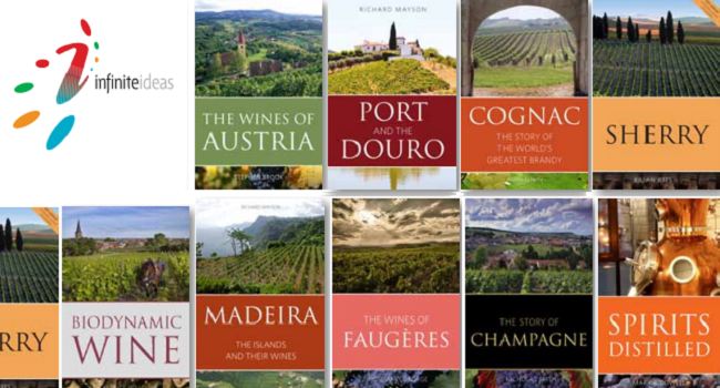 Nine Unmissable Wine Books Make up Infinite Ideas' Newly Launched Classic Wine Library