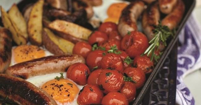 All in One Irish Breakfast Bake Recipe by Catherine Fulvio