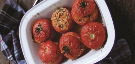 Stuffed Tomatoes Blazing Salads