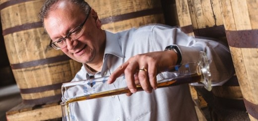 """Billy Leighton, Jameson's Head Blender: """"The Confidence that Comes with Experience"""""""