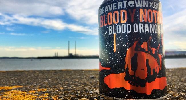 Beavertown & Boneyard Bloody Notorious - Craft Beer Review