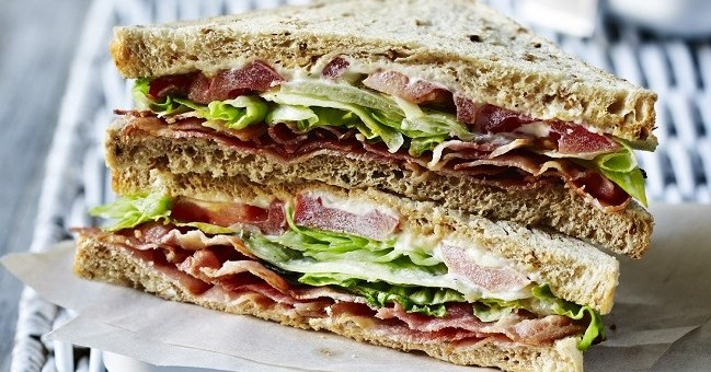 M&S Sandwich