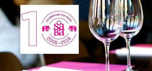 Saba Ten Wine Tasting