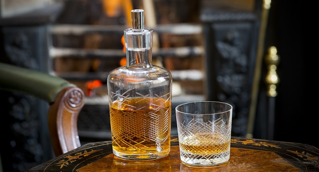 Ian Logan from Chivas Brothers to Start Fireside Chats Series at The Merrion Hotel Start on September 12