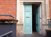 St George's Terrace door