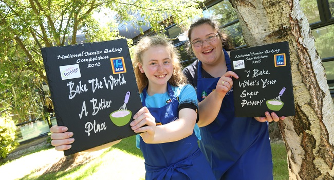 Aldi teams up with Foróige to Showcase Young Skills in Gardening and Baking at the National Ploughing Championships