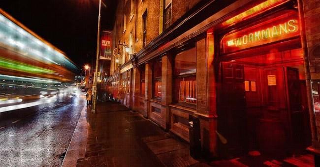 The Workman's Club, Wellington Quay - Bar Review