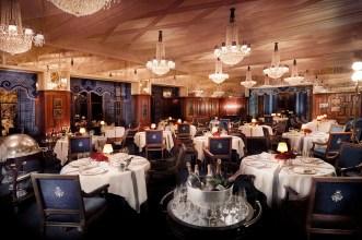 George V Dining Room Ashford Castle