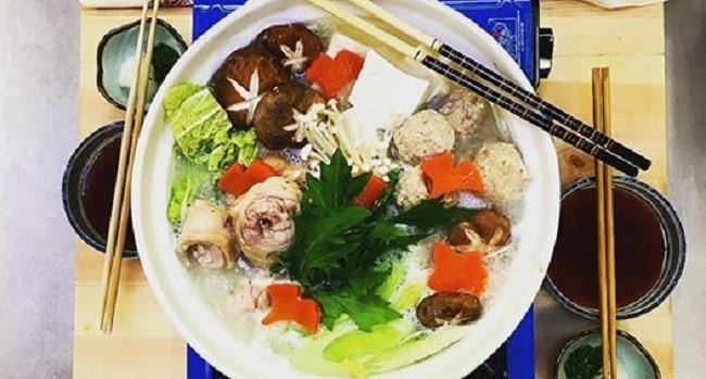 mizutaki recipe by Takashi Miyazaki
