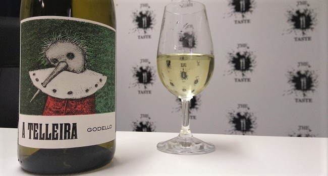 Wine of the Week from O'Briens: A Telleira Godello 2015