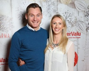 Sharon Hearne-Smith   Photo Gallery from SuperValu's Spectacular Christmas Celebration at Charlotte Quay
