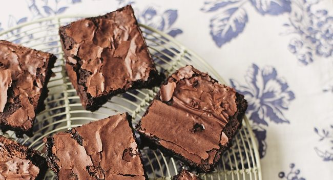 Brownies Pudding by Johnny Sheperd