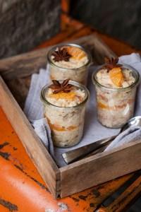 Star Anise Orange Rice Pudding Recipe by Clodagh McKenna