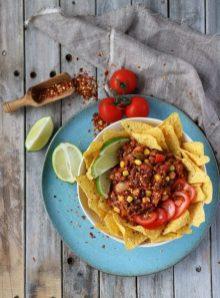 Smokey Bean Chilli Recipe