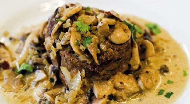 Celtic Steak Recipe by Sean Hogan