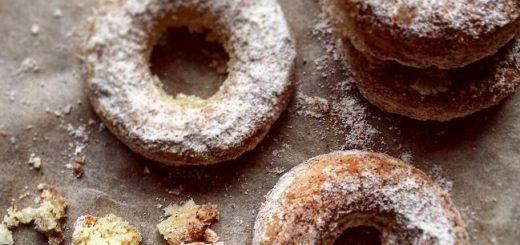 Cinnamon Doughnut Recipe 2
