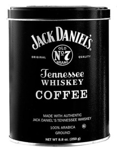 Jack Daniel's Whiskey Coffee 1