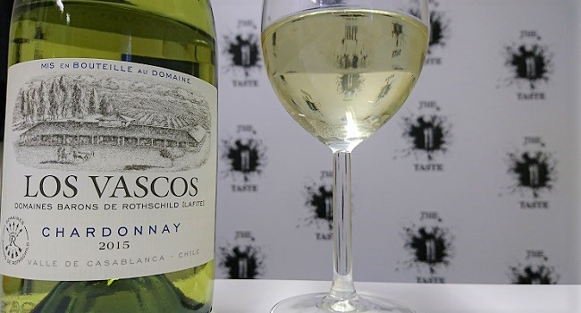 Los Vascos Chardonnay 2015 - O'Briens Wine of the Week