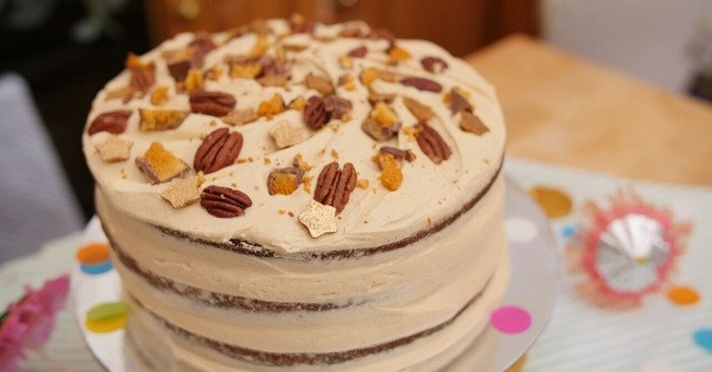 Sticky Toffee Pudding Cake Recipe by Delicious Circle