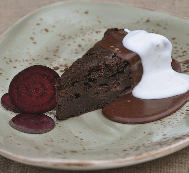 Chocolate Beetroot Cake Recipe by Darren Harris