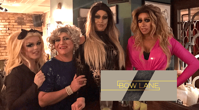 The Queen of Brunches: Drag N Brunch at Bow Lane on the Last Month of Every Month