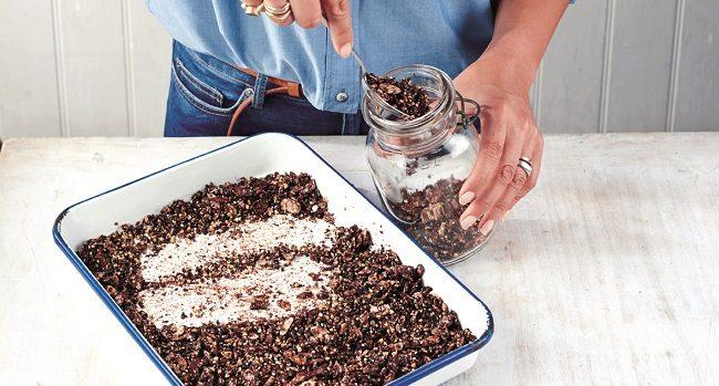 Choco Coco Granola Recipe