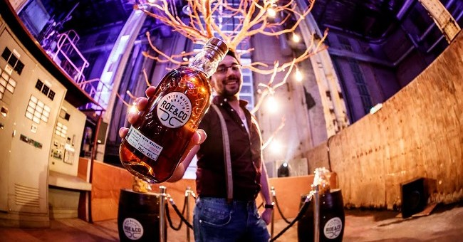Roe & Co Launch | Diageo's New Premium Irish Whiskey Roe & Co Celebrated its Launch
