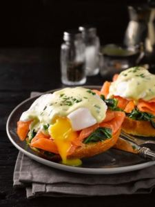 Eggs Benedict Simply Better