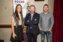 Focus Ireland Charity Event at Luna Restaurant