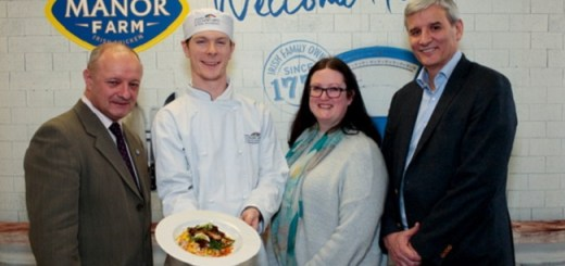 Young Chef from Wexford Wins Manor Farm '21 Minute' Challenge